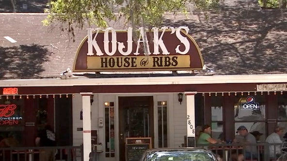 After four decades, Kojak's House of Ribs will close in South Tampa