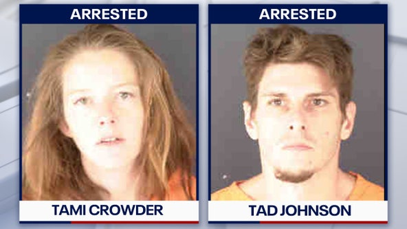 North Port couple arrested for robbing friend at gunpoint, police say