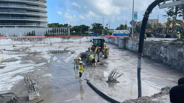 With 1 yet to be identified, firefighters end search at collapsed Surfside condo