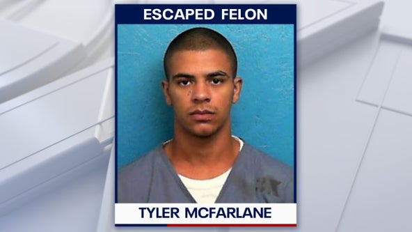 Deputies search for felon who escaped from Department of Corrections work camp in Tarpon Springs