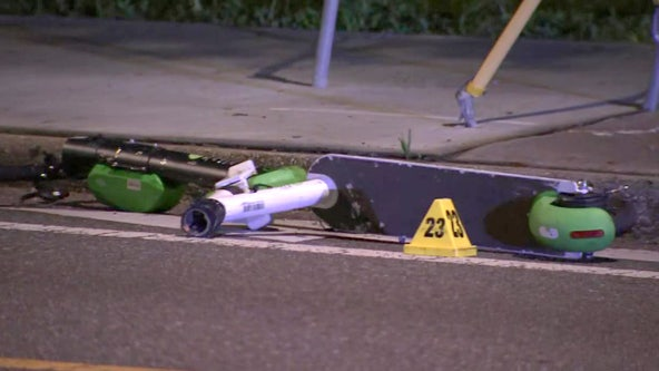 Tampa police arrest hit-and-run driver following deadly scooter crash