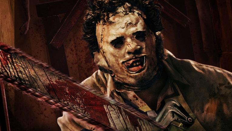 UNIVERSAL ORLANDO RESORT halloween horror nights chainsaw 071521