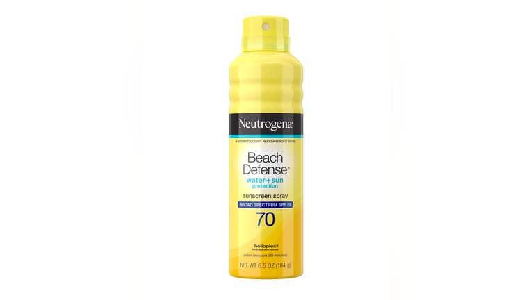 neutrogrena sunscreen