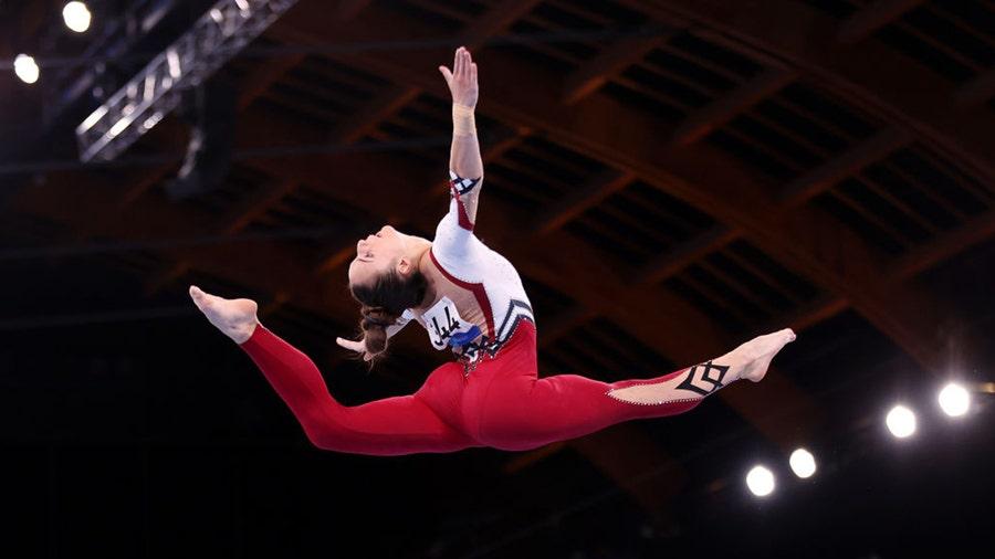 German gymnastics team wears unitards to push back on 'sexualization' of sport