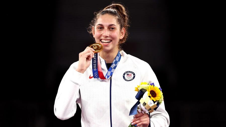 Largo native earns USA its first gold in women's taekwondo
