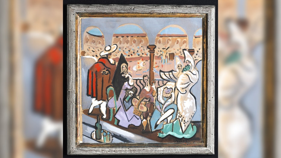 Picasso painting1