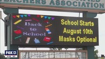 Schools recommend masks despite lack of mandate