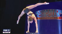 The show goes on for the Summer Circus Spectacular