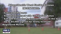 Nurses leave local jobs for higher pay traveling positions