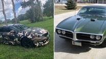 Great Rides: Kia Optima SX Turbo and 1968 Pontiac Firebird