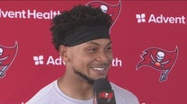 Bucs' Anthony Winfield Jr. has peace of mind
