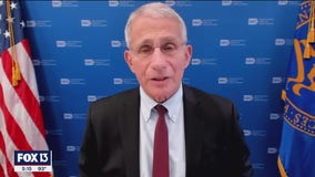 'Get vaccinated, wear a mask': Dr. Fauci answers your back-to-school questions