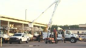 TECO crews head to Louisiana as residents brace for Hurricane Ida