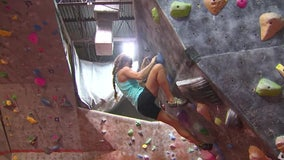 Train for an Olympic event at Vertical Ventures in St. Petersburg