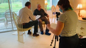 Empath Health's Veteran's History Project celebrates 100 interviews with a 100-year-old veteran