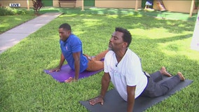 No-cost yoga classes reach underserved populations of St. Pete