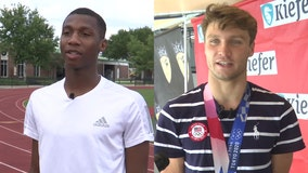 Future is bright for Bay Area Olympians