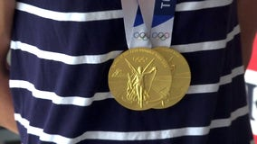 Olympic athletes bring gold medals home to Champa Bay