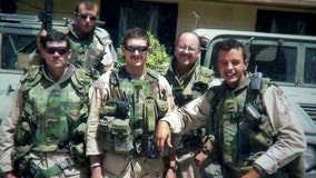 Afghanistan veteran devastated over country's fate