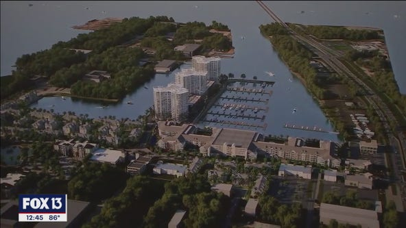 Premium living and amenities planned for Westshore Marina District