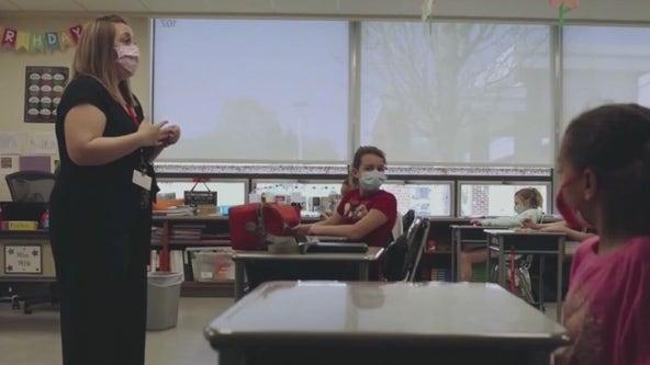 Polk County has a teacher shortage
