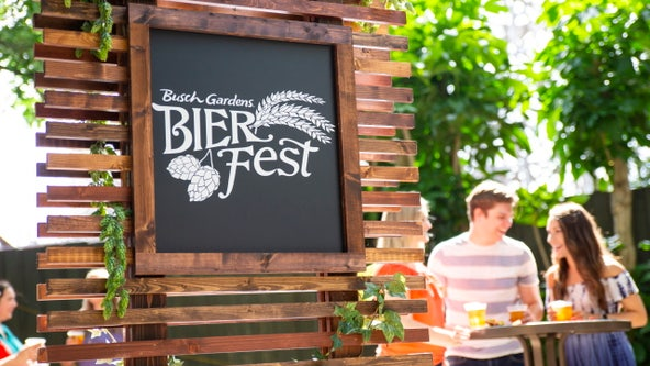 Bier Fest makes early return to Busch Gardens for fourth year