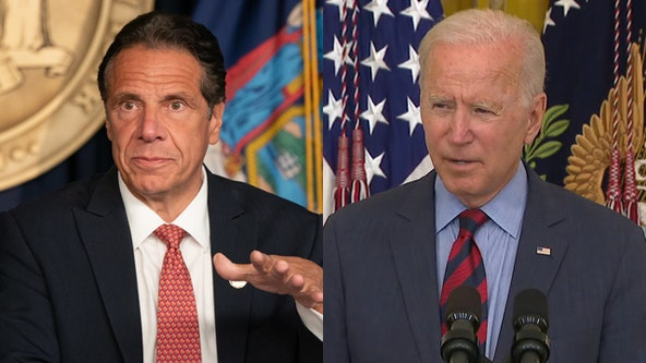 Biden says Cuomo should resign; president leads a growing chorus