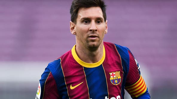 Lionel Messi will not remain with FC Barcelona, football club says