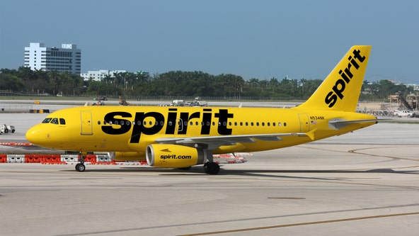 Cancellations continue for Spirit Airlines at Tampa International Airport
