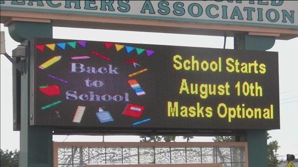 Bay Area schools finalize back-to-school COVID protocols
