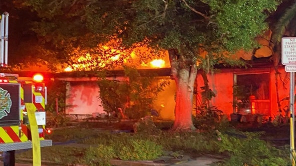 Fire destroys Seminole residence while family wasn't home
