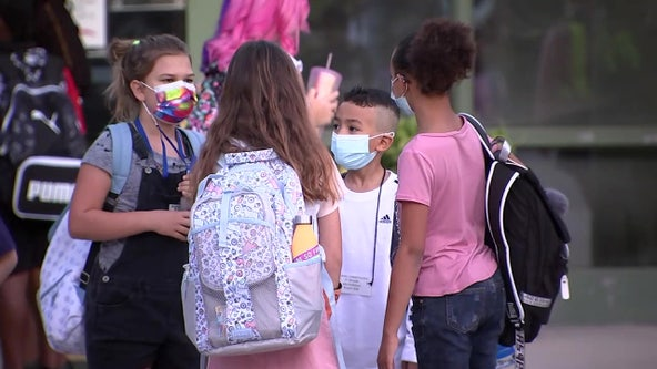 Sarasota County Schools suspends temporary face mask policy