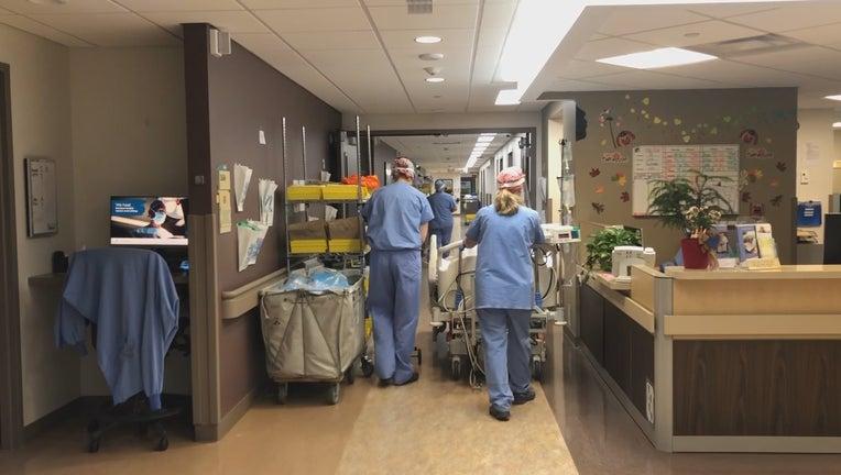 hospital staff thanksgiving
