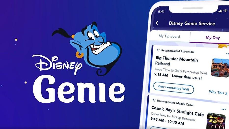 Disney-Genie