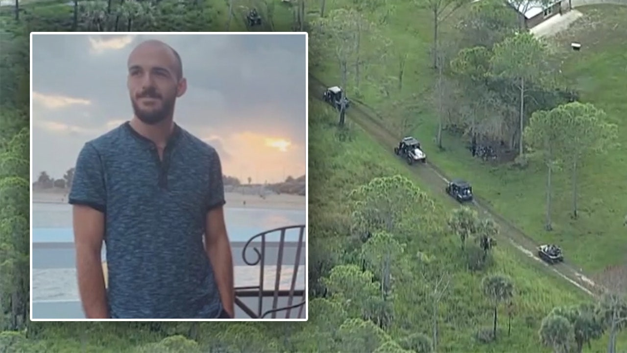 Search for any sign of person of interest in Gabby Petito case enters 8th day