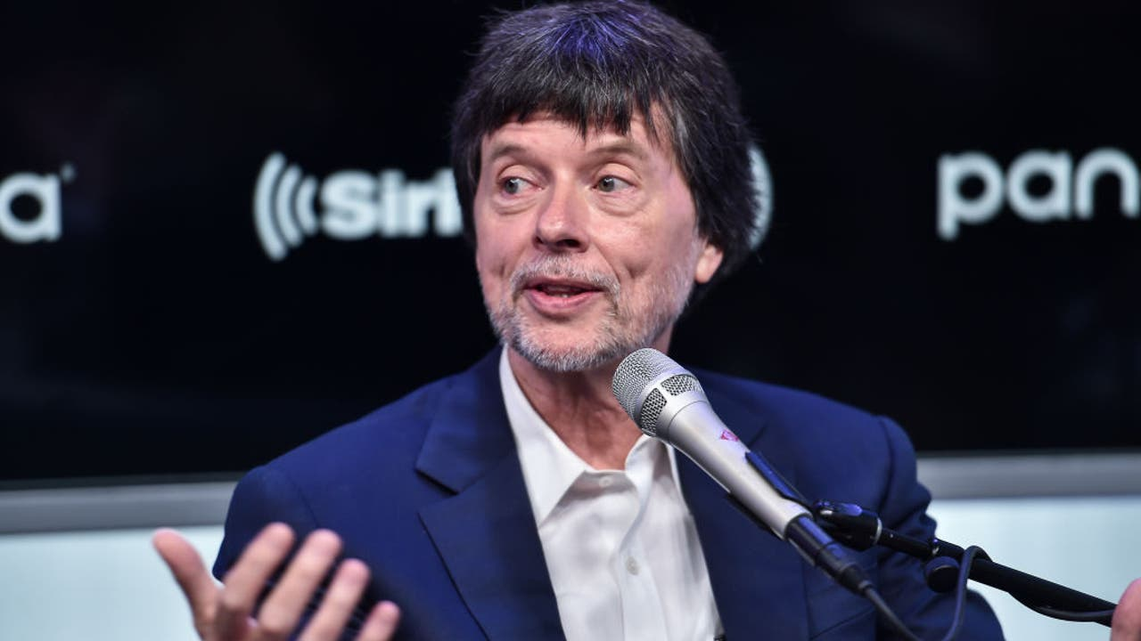 Ken Burns says current times 'equal' to Civil War, Depression and WWII