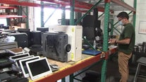 Tampa electronics recycling company provides computer technology to next generation