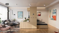 With shapeshifting furniture, 'Niche' aims to prove people can still live large in smaller footprint