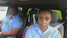 Tampa's father-daughter firefighting rescue team