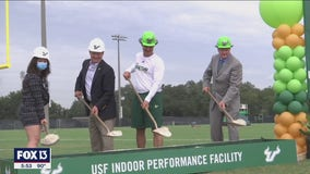 USF Board of Trustees chairman announces ambition for on-campus stadium