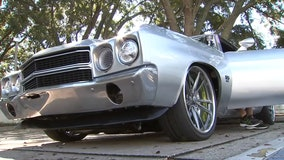 1972 Chevelle: Seminole man makes upgrades to handed-down family car
