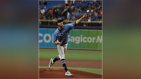 Tigers, Peralta slow AL-East leading Tampa Bay Rays 2-0