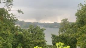 Video: Tornado caught on camera in Maryland