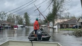Power outages, lack of cell service impacting Hurricane Ida rescue efforts