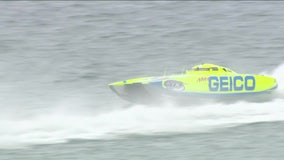 Powerboat Grand Prix roars through St. Pete over holiday weekend