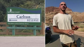 Brian Laundrie: FBI officially takes the lead in search after police scale back efforts in Carlton Reserve
