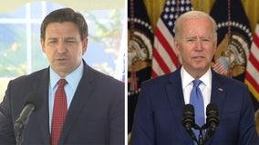 Florida sues Biden administration over border policies, alleging violation of federal law