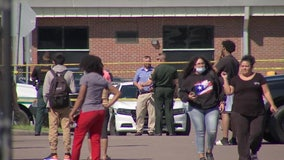 15 Kathleen High School students arrested after rowdy protest