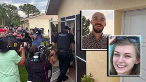 Attorney: Brian Laundrie 'on the run' since Tuesday; FBI continues search for Gabby Petito