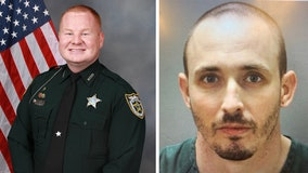 Blue Alert issued for suspect accused of shooting, killing Florida deputy as reward increases for his arrest